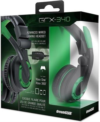 Dreamgear GRX-340 Advanced Wired Gaming Headset