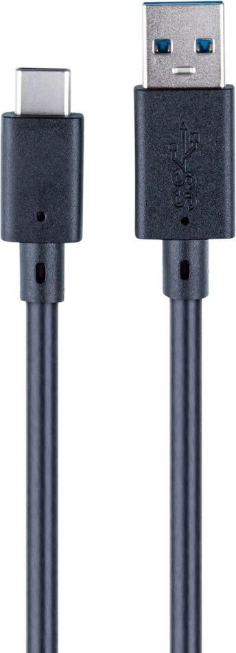 USB-C- Cable [5 m] - black [XSX]