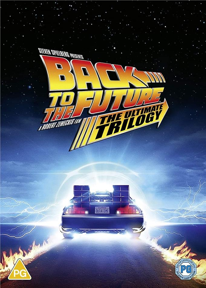Back To The Future - The Ultimate Trilogy (3 DVDs)