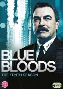 Blue Bloods - Season 10 (4 DVDs)