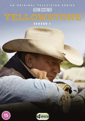 Yellowstone - Season 1 (4 DVDs)