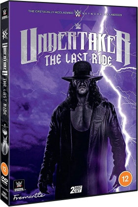 WWE: Undertaker - The Last Ride (2 DVD)