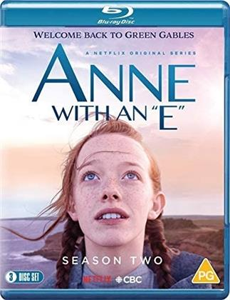 Anne With An E - Season 2 (3 Blu-rays)