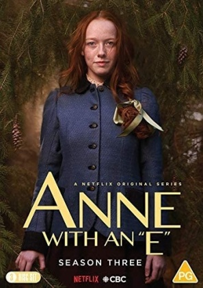 Anne With An E - Season 3 (3 DVDs)