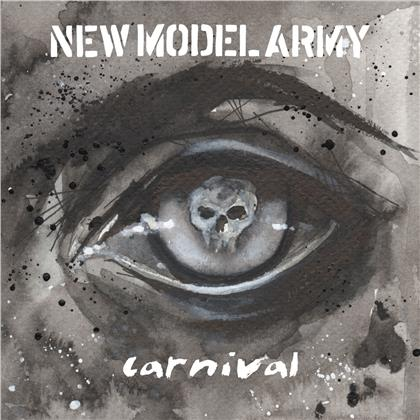 New Model Army - Carnival (Redux, Limited Edition, White Vinyl, 2 LPs)