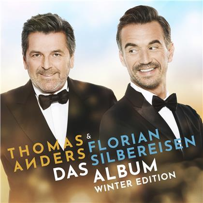 Thomas Anders & Florian Silbereisen - Das Album (Winter Edition, 2 CDs)