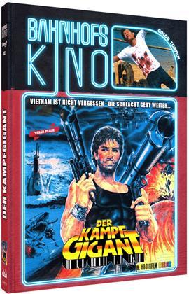 Der Kampfgigant (1987) (Bahnhofskino, Cover B, Limited Edition, Mediabook, Blu-ray + DVD)