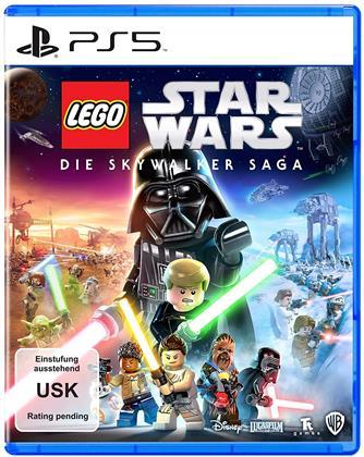Lego Star Wars - Skywalker Saga (German Edition)