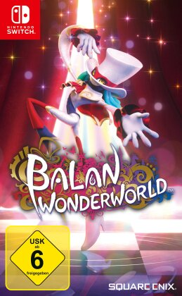 Balan Wonderworld (German Edition)