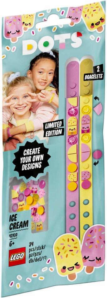 Armbänder Eiscreme - Freundschaftsarmbänder, Lego