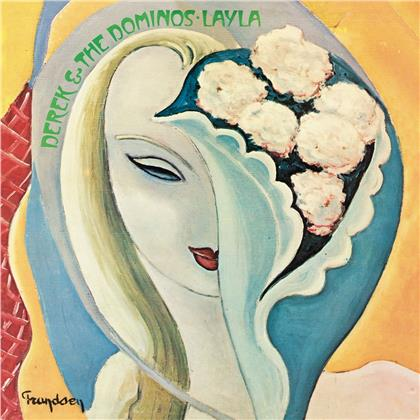 Derek & The Dominos - Layla And Other Assorted Love Songs (2020 Reissue, 50th Anniversary Edition, 4 LPs)