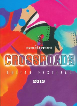 Eric Clapton - Crossroads Guitar Festival 2019 (2 DVDs)