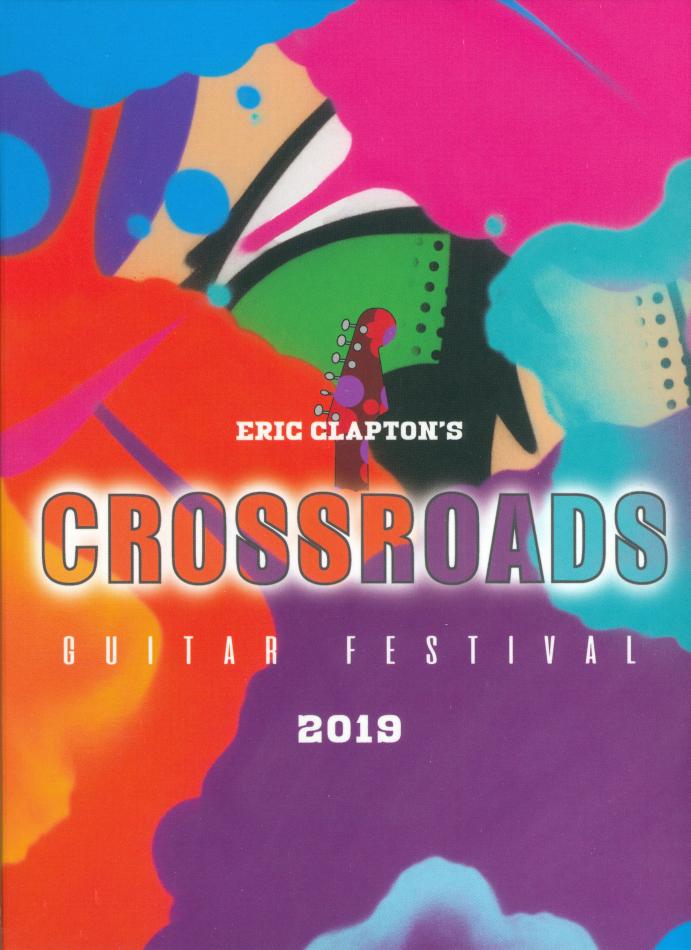 Eric Clapton - Crossroads Guitar Festival 2019 (Digipack, 2 DVD)