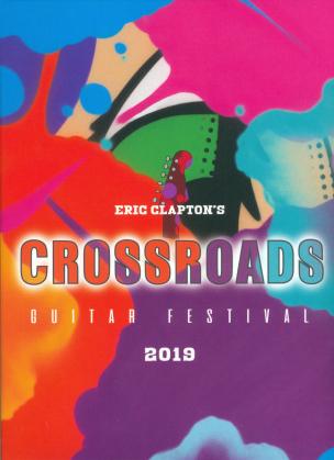 Eric Clapton - Crossroads Guitar Festival 2019 (Digipack, 2 Blu-ray)