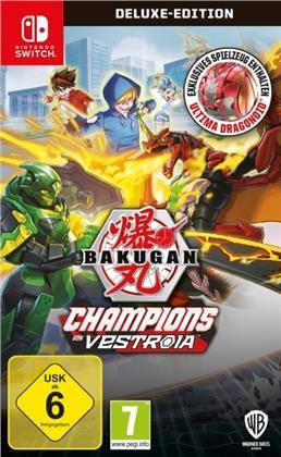 Bakugan Champions von Vestroia (Édition Deluxe)