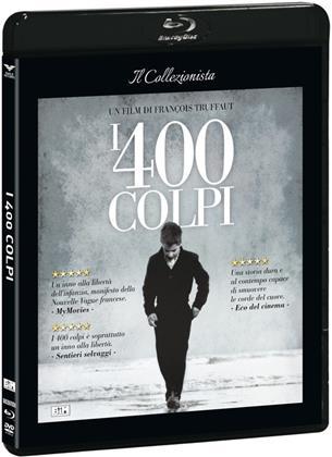 I 400 colpi (1959) (Il Collezionista, n/b, Blu-ray + DVD)