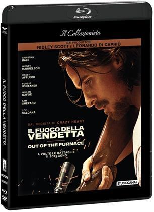 Il fuoco della vendetta (2013) (Il Collezionista, Blu-ray + DVD)