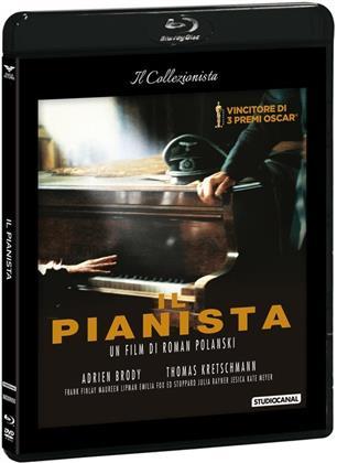 Il Pianista (2002) (Il Collezionista, Blu-ray + DVD)