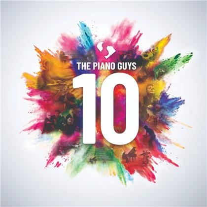 The Piano Guys - 10 (2 CDs)