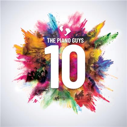 The Piano Guys - 10 (2 CDs + DVD)