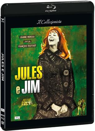 Jules e Jim (1962) (Il Collezionista, Blu-ray + DVD)