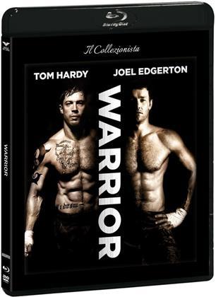 Warrior (2011) (Il Collezionista, Blu-ray + DVD)