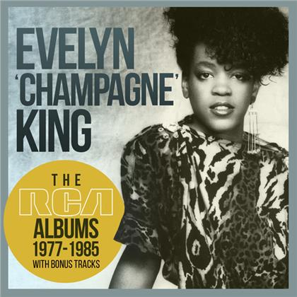 Evelyn Champagne King - The Rca Albums 1977-1985