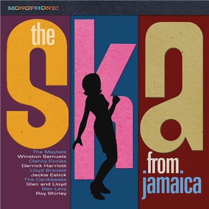 The Ska From Jamaica (Bonustracks, 2 CD)