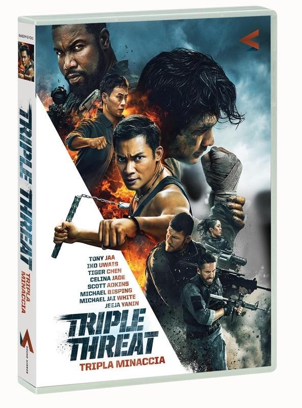 Triple Threat - Tripla minaccia (2019)