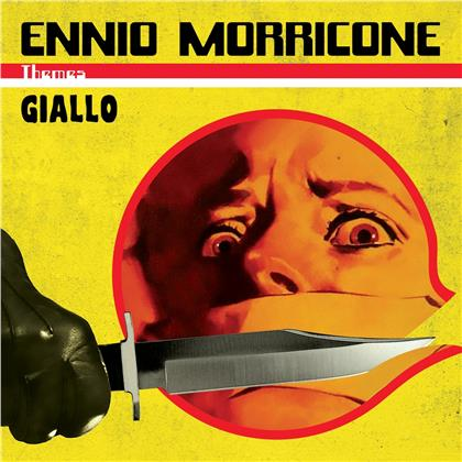 Ennio Morricone (1928-2020) - Giallo = Themes - OST (Music On Vinyl, Numbered, Limited Edition, Colored, 2 LPs)