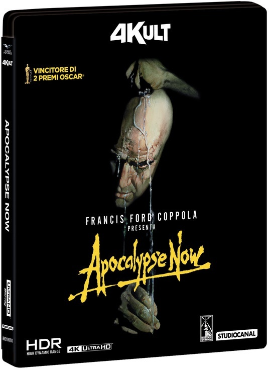Apocalypse Now (1979) (4Kult, 4K Ultra HD + Blu-ray)