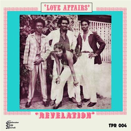 Revelation - Love Affairs (LP)