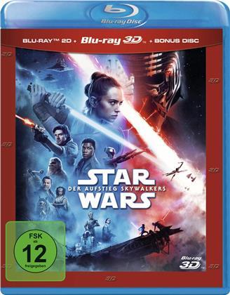 Star Wars - Episode 9 - Der Aufstieg Skywalkers (2019) (Blu-ray 3D + 2 Blu-rays)