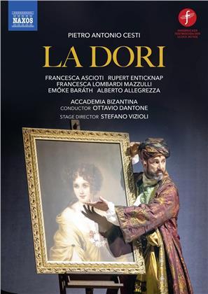 Accademia Bizantina, Pietro Antonio Cesti & Ottavio Dantone - La Dori