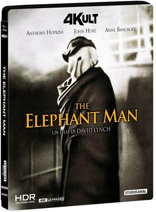 The Elephant Man (1980) (4Kult, 4K Ultra HD + Blu-ray)