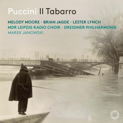 Marek Janowski, Giacomo Puccini (1858-1924), Marek Janowski, Melody Moore, Brian Jagde, … - Il Tabarro (SACD)