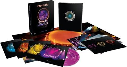 Pink Floyd - Delicate Sound Of Thunder (2019 Remix, Boxset, 2020 Reissue, 2 CDs + Blu-ray + DVD)