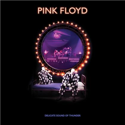Pink Floyd - Delicate Sound Of Thunder (2019 Remix, 2020 Reissue, 2 CD)