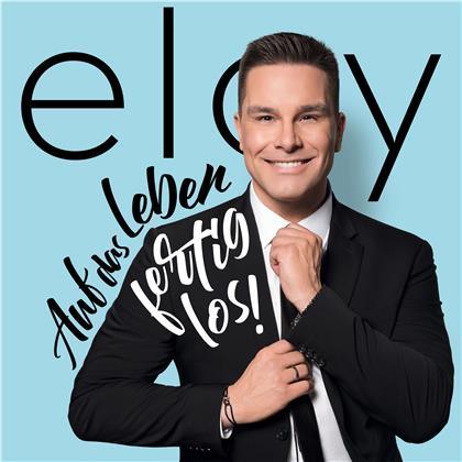 Eloy de Jong (ex. Caught In The Act) - Auf das Leben-fertig-los! (Weisses Vinyl, 2 LPs)