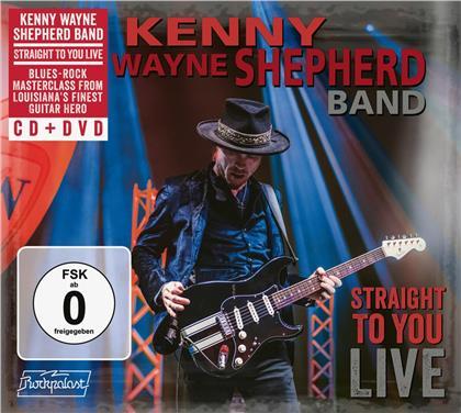 Kenny Wayne Shepherd - Straight To You - Live (CD + DVD)