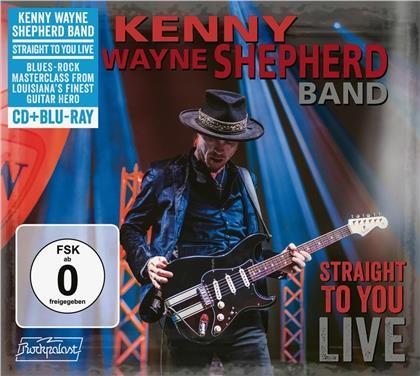 Kenny Wayne Shepherd - Straight To You - Live (CD + Blu-ray)