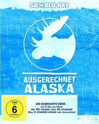 Ausgerechnet Alaska - Die komplette Serie (SD auf Blu-ray, 5 Blu-rays)