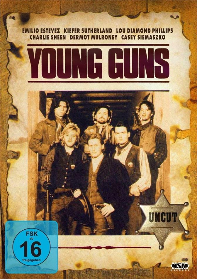 Young Guns (1988) (Uncut)