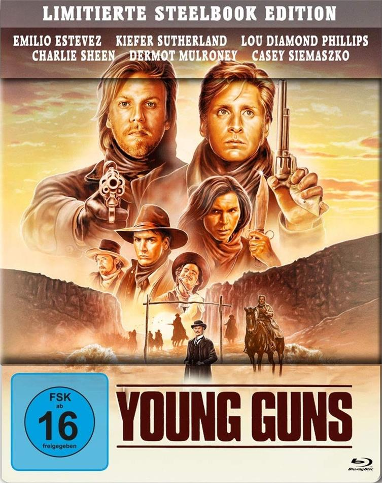 Young Guns (1988) (Limited Edition, Steelbook)