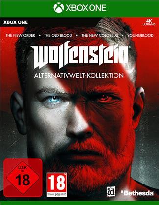 Wolfenstein Alternativwelt Collection