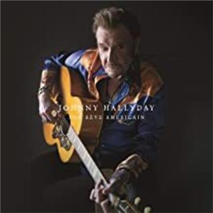 Johnny Hallyday - Son Reve Americain - A nos promesses / Johnny USA