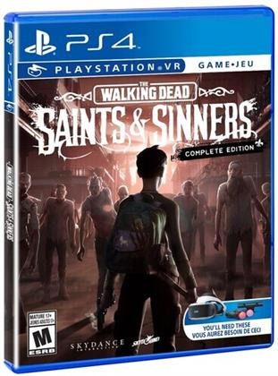 PVR Walking Dead: Saints & Sinners - Complete Edition