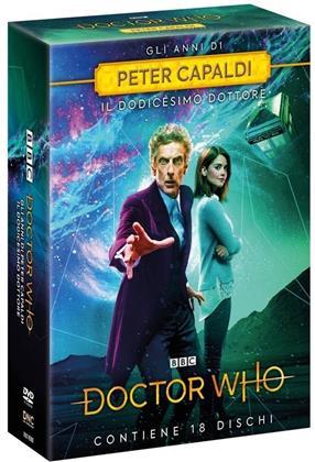 Doctor Who - Gli anni di Peter Capaldi - Stagioni 8-9-10 + Special Last Christmas (18 DVDs)