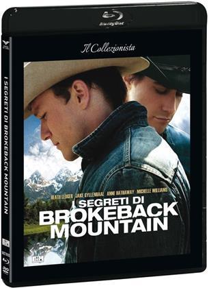 I Segreti di Brokeback Mountain (2005) (Il Collezionista, Blu-ray + DVD)