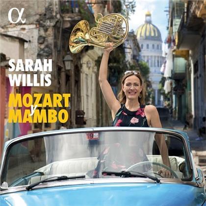 Wolfgang Amadeus Mozart (1756-1791) & Sarah Willis - Mozart Y Mambo (Colored, LP)